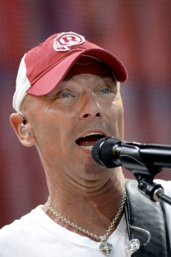 Kenny Chesney Performs at Farm Aid in Hershey, PA
