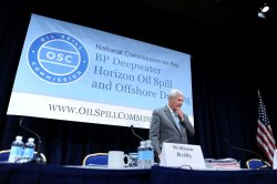Bob Graham Chairmen of the National Commission on the BP Deepwater Horizon Oil Spill in Washington