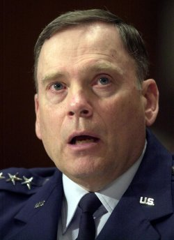 Air Force details year 2004 budget to Senate committee