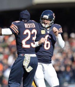 Detroit Lions vs. Chicago Bears in Chicago