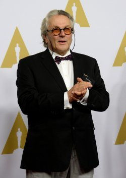 George Miller attends the Oscar nominees luncheon in Beverly Hills