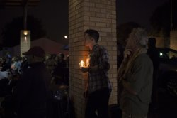 People Celebrate the Life of Nelson Mandela in Johannesburg