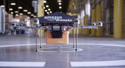 Amazon.com Unveilts its Prime Air Delivery Drone