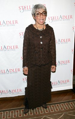 Ruby Dee arrives for the 60th Anniversary of the Stella Adler Studio of Acting Gala in New York
