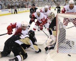 2009 NHL Stanley Cup Final Detroit Red Wings vs.Pittsburgh Penguins