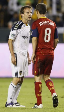 Western Conference Semifinals Game: Real Salt Lake Los Angeles Galaxy