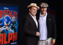 """John C. Reilly attends the """"Wreck-It Ralph"""" premiere in Los Angeles"""