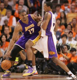 NBA Western Conference Finals, Game six, Los Angeles Lakers at Phoenix Suns