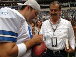 New England Patriots vs Dallas Cowboys