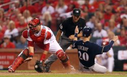 MIlwaukee Brewers vs St. Louis Cardinals