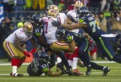 San Francisco 49ers vs. Seattle Seahawks