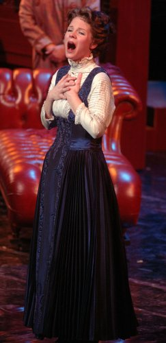 "KELLI O'HARA STARS IN MUSICAL ""MY FAIR LADY"" IN NEW YORK"