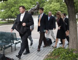 Roger Clemens perjury trial in Washington