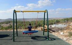 Israeli Settlers In Gva'ot Settlement, West Bank