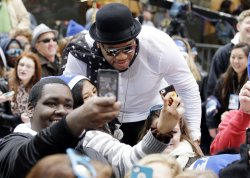 Flo Rida on the Today Show