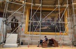Capitol Rotunda Renovations in Washington, D.C.