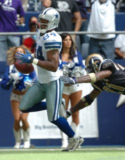 ST. LOUIS RAMS AT DALLAS COWBOYS