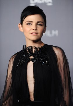 Ginnifer Goodwin attends the LACMA Art + Film gala in Los Angeles