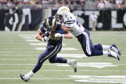 San Diego Chargers vs St. Louis Rams