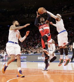 New York Knicks vs Washington Wizards