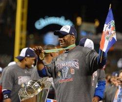 World Baseball Classic Finals Dominican Republic vs Puerto Rico in San Francisco
