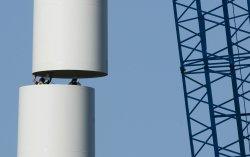 NREL Installs New 1.5 Wind Turbine Near Boulder, Colorado