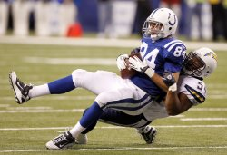Chargers Cooper Tackle Colts Tamme