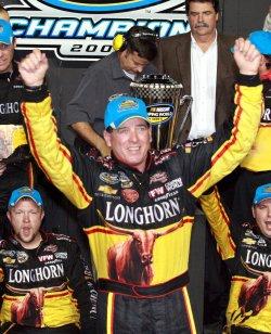 NASCAR Camping World Truck Series Championship at Homestead, Florida