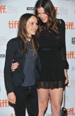 Ellen Page and Liv Tyler attend 'Super' premiere at the Toronto International Film Festival