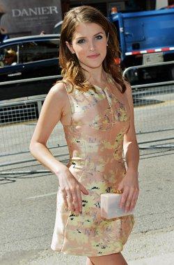Anna Kendrick attends 'Cake' world premiere at the Toronto International Film Festival