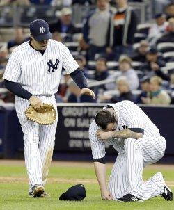 ALDS Game 4 at Yankee Stadium