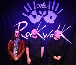 Rush inducted into Hollywood's RockWalk in Los Angeles