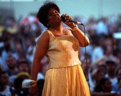 Gospel Singer Shirley Caesar