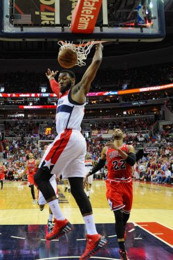 Washington Wizards vs Chicago Bulls in Washington