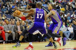 Washington Wizards vs Phoenix Suns in Washington