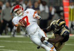 Kansas City Chiefs vs St. Louis Rams