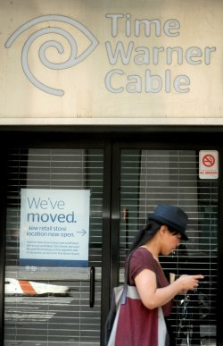 Charter buys Time Warner Cable