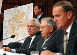 SENATE COMMITTEE EXAMINES PROGRESS IN IRAQ ON CAPITOL HILL