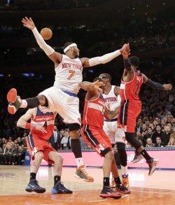 New York Knicks vs Washington Wizards