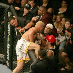 UFC BITTER RIVALS