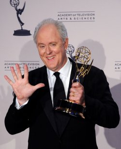 John Lithgow garners fifth Emmy at the Creative Arts Emmy Awards in Los Angeles