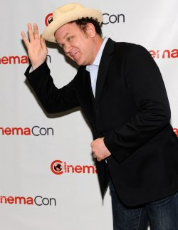 John C. Reilly arrives at a Walt Disney Studios Motion Pictures event at the 2012 CinemaCon in Las Vegas
