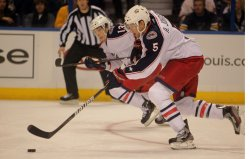 Columbus Blue Jackets vs St. Louis Blues