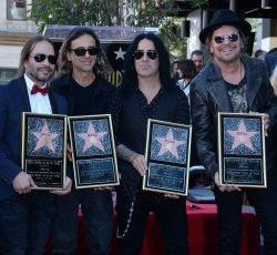 Mana gets a star on the Hollywood Walk of Fame in Los Angeles