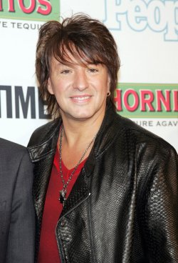 "Richie Sambora arrives for the ""Bon Jovi: When We Were Beautiful"" Premiere in New York"