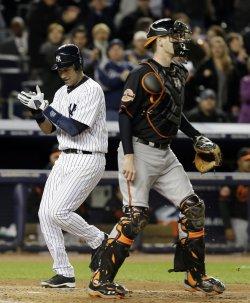 ALDS Game 5 at Yankee Stadium