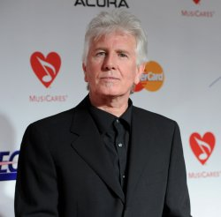 Graham Nash attends the MusiCares Person of the Year Tribute in Los Angeles