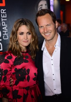 """Insidious: Chapter 2"" premieres in Universal City, California"