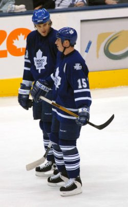TORONTO MAPLE LEAFS VS CAROLINA HURRICANES