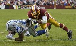 Dallas Cowboys Score Winning Touchdown agains the Washington Redskins